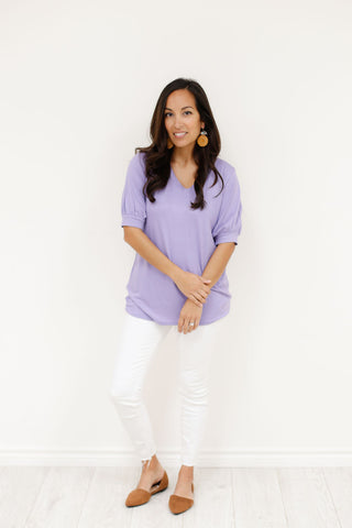 Josie Top - Lilac