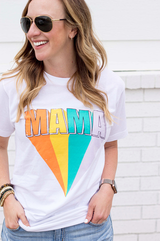 MAMA Retro Tee (Small-XL)
