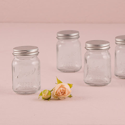 Mini Mason Jar - package of 24