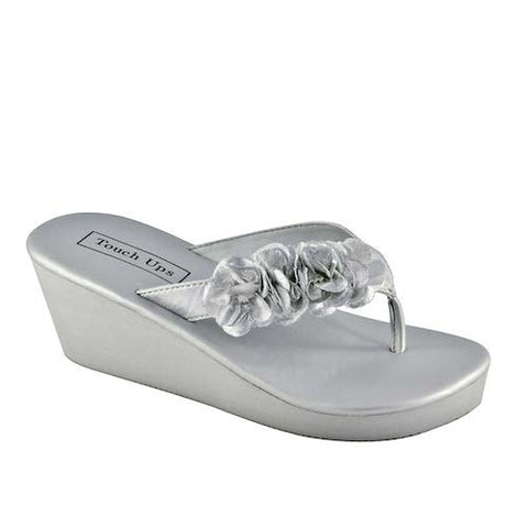 Sparkle Shoe - Silver - Sizes 5-11 (Whole Sizes Only)