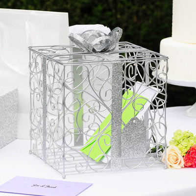 Reception Gift Card Holders - 4 colors