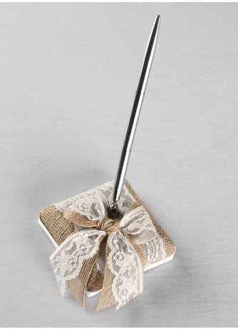 Country Romance Penholder