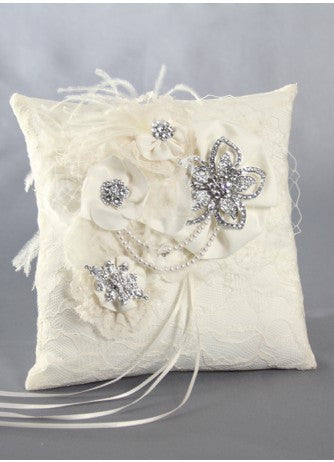 Genevieve Ring Pillow