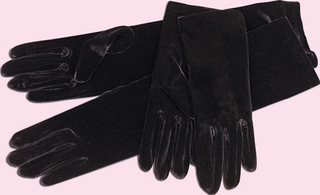 Velvet Gloves - Variety of colors