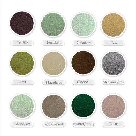 Eco Artist Sand Color Collection