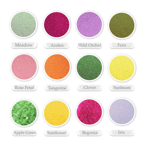 Spring Bouquet Artist Sand Color Collection