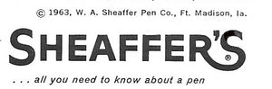 Sheaffer PFM, Grey