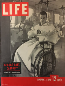 Parker 51, article, Life Magazine, January 29,1945