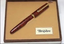 Load image into Gallery viewer, Diplomat Bruyere, nib & section