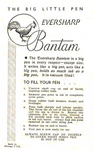 Eversharp Bantam