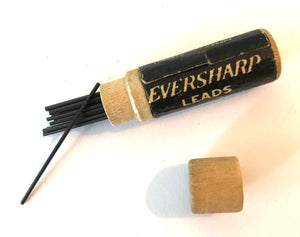 Vintage Lead, Eversharp .09mm Black H