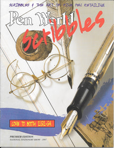 Pen World, Back Issues. Spring/Summer 1997 Vol.1 No. 1