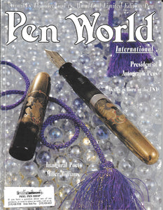 Pen World, Back Issues. Nov./Dec. 1997 Vol.11. No.2