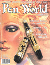 Load image into Gallery viewer, Pen World, Back Issues. Sept./Oct 1997 Vol.11. No.1