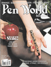 Load image into Gallery viewer, Pen World, Back Issues. March/April 1997 Vol.10 No. 4