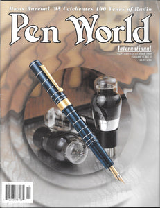 Pen World, Back Issues; Nov./Dec. 1994 Volume 8, No.2