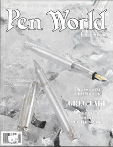 Pen World, Back Issues. Jan./Feb. 1997 Vol.10 No. 3