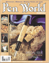 Load image into Gallery viewer, Pen World, Back Issues. May/June 1998 Vol.11. No.5