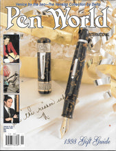 Load image into Gallery viewer, Pen World, Back Issues. Nov./Dec. 1998 Vol.12. No.2