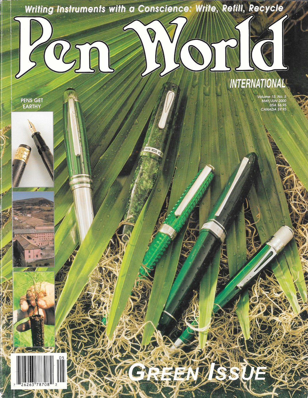 Pen World, Back Issues. May/June 2000 Vol.13. No.5