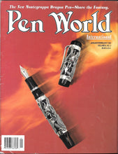 Load image into Gallery viewer, Pen World, Back Issues; Jan./Feb. 1995 Volume 8, No.3
