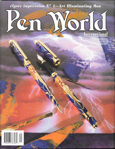 Pen World, Back Issues; Sept./Oct. 1994 Volume 8, No.1