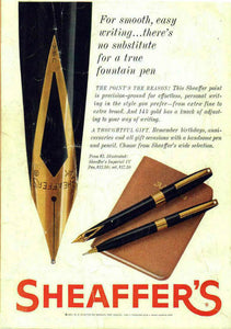 Sheaffer Triumph Imperial, Burgndy