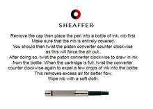 Load image into Gallery viewer, Sheaffer Targa, Brushed Stainless Steel