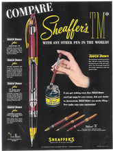 Load image into Gallery viewer, Sheaffer Touchdown TM, Gold Filled