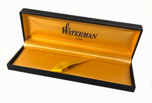 Waterman C/F, Orange Lacquer