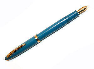 "Sheaffer Touchdown ""Tip-Dip"" Blue"