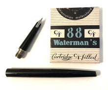 Load image into Gallery viewer, Waterman Desk pen, Black