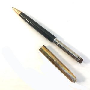 Waterman 0.9mm, Black Gold Electroplate cap