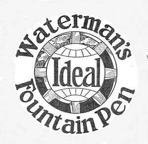Waterman Hard Rubber