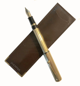 Sheaffer Grand Connaisseur , Gold-plated