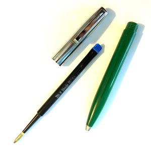 Sheaffer set, Ballpoint & Pencil, Green