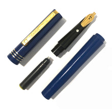 Load image into Gallery viewer, Osmiroid Blue Cartridge Pen