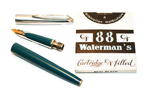 Waterman c/f Turquoise Set