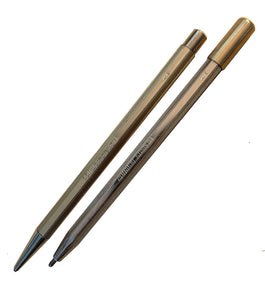 Conway Stewart Ballpoint & Pencil set, Gold Electroplated
