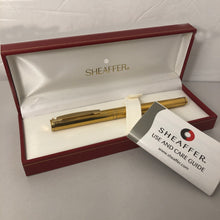 Load image into Gallery viewer, Sheaffer Fashion II , Gold Electroplated