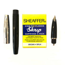 Load image into Gallery viewer, Sheaffer set, Fountain Pen & Pencil