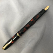 Load image into Gallery viewer, Parker Challenger Deluxe, Red Pearl Celluloid