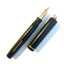 Load image into Gallery viewer, Sheaffer, Lady Flat-Top, Black