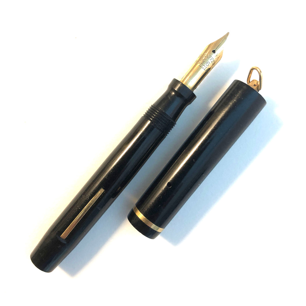 Sheaffer, Lady Flat-Top, Black