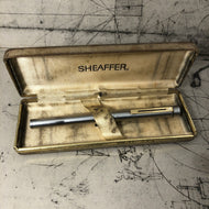 Sheaffer hard box, single or double