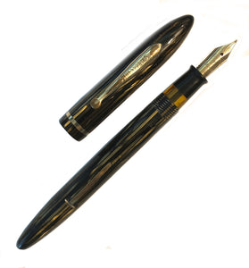 Sheaffer Balance, Brown Striated, Lifetime