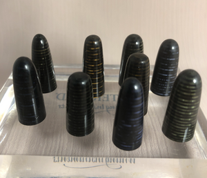 Parts - Parker Vacumatic Lot of Assorted Blind caps