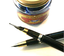 Load image into Gallery viewer, Desk set, Sheaffer Green Marble