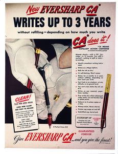 Eversharp CA., Maclean's Magazine, November 15, 1946