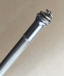 Victorian Pencil, Chatelaine, Sterling Silver
